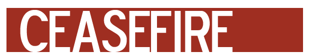 Ceasefire Magazine