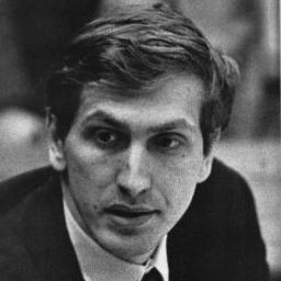 Fischer in 1972